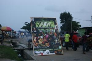 Heralding the Carnival!