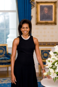 Very First Lady, inspired by Jackie Kennedy perhaps? (photo abcnews.com)