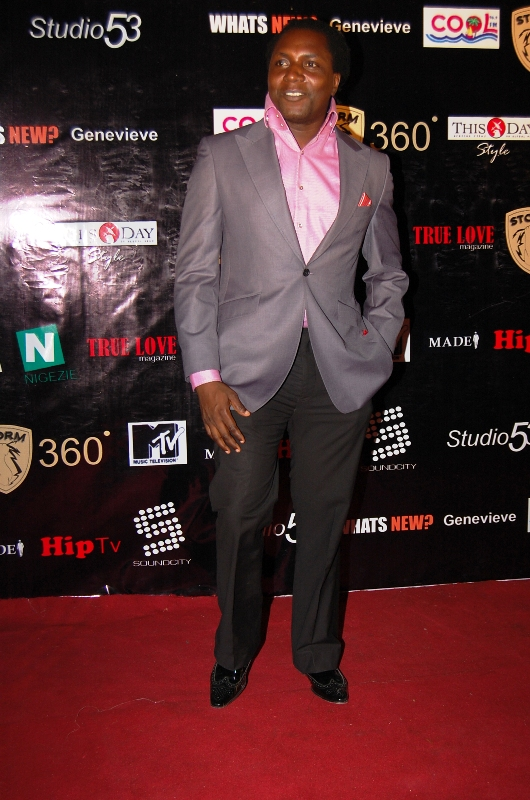 Ever stylish Steve Babaeko
