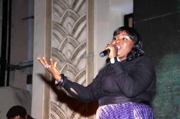Nene sings 'Speechless'