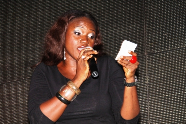 Yes, Waje read the lyrics of 'Nigerian Boy', <gasp> another remake of 'Liberian Girl'
