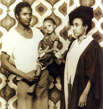 Our very own First Family...There's Turai, before she became mother-in-law to all the country's governors
