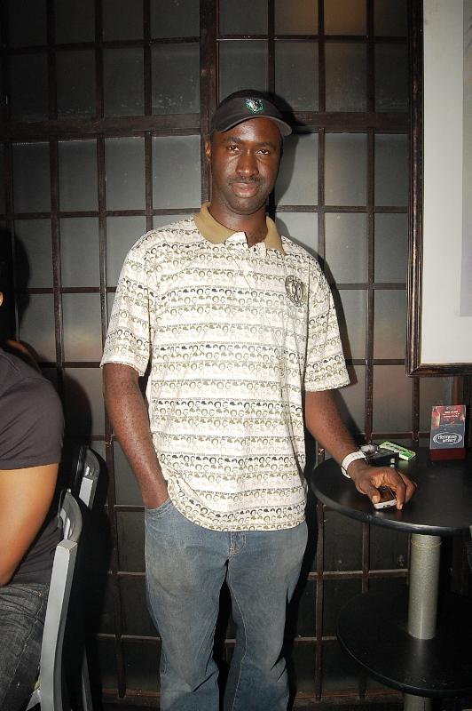 Rapper/producer OB Jazz