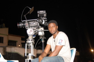 Meet the director, Seyi Babatope